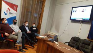 Održana zajednička sjednica Mladeži DSHV-a i Mladeži HDZ-a