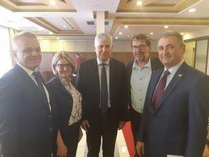 Predsjednik DSHV-a Tomislav Žigmanov na Hrvatskom svjetskom kongresu