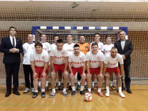 Veliki uspjeh nogometne momčadi DSHV-a iz Srbije