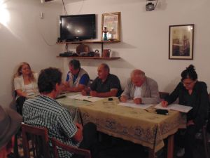 ZAPISNIK s redovite izborne skupštine MO DSHV Tavankut