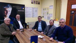 Održan sastanak MO DSHV-a i OO DS u Apatinu